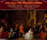 Image of The Beggar's Opera CD cover