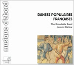 Image of Danses populaires francaises CD cover